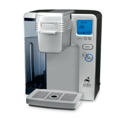 Hot Beverage System Single Serve Coffee Makers