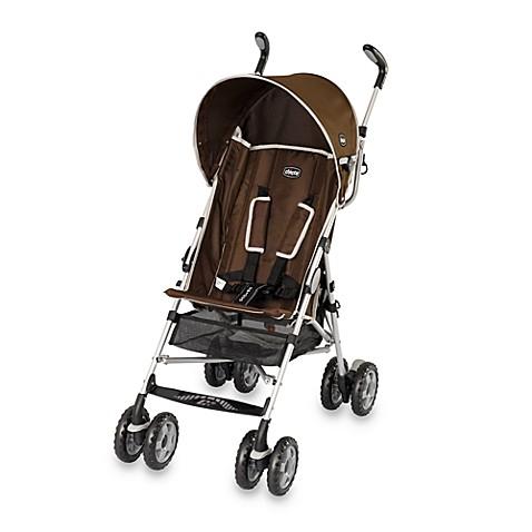 chicco ct 0 6 ultra lightweight umbrella stroller brown bed bath beyond. Black Bedroom Furniture Sets. Home Design Ideas
