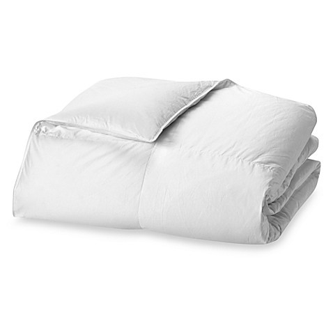 The Seasons Collection® Light Warmth White Goose Down Comforter
