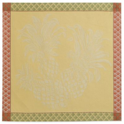 Tommy Bahama® Home Pineapple Jacquard Square Placemat