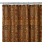 Croscill® Yosemite 70-Inch x 72-Inch Fabric Shower Curtain
