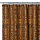 Croscill Yosemite 70-Inch W x 72-Inch L Fabric Shower Curtain