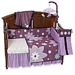 NoJo® Plum Dandy 6-Piece Crib Bedding and Accessories