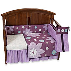 NoJo® Plum Dandy 6-Pice Crib Bedding and Accessories