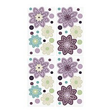 NoJo® Plum Dandy Wall Decals