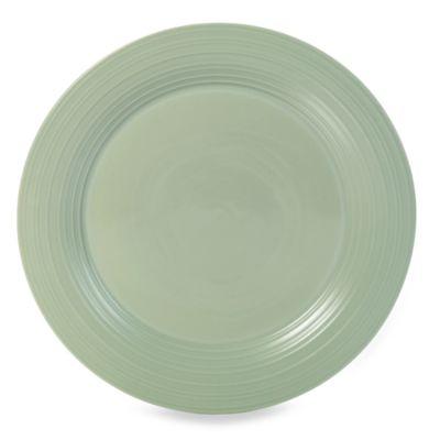 Mikasa® Swirl Round Platter in Sage