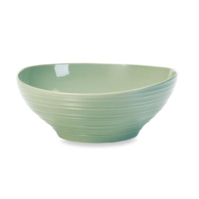 Mikasa® Swirl Sage 9 3/4-Inch Vegetable Bowl