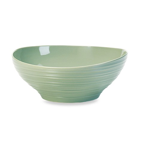 Mikasa® Swirl Vegetable Bowl in Sage