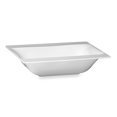 Mikasa® Modern White 9-Inch Vegetable Bowl