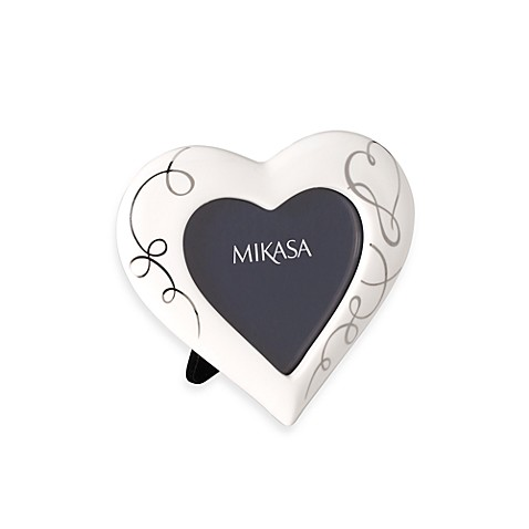Mikasa® Love Story 4-Inch x 6-Inch Frame