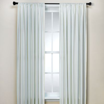 Royal Stripe Sky Window Panel
