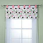 Circle Time Valance in Pink