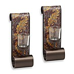 Elements® Plume Votive Sconces (Set of 2)