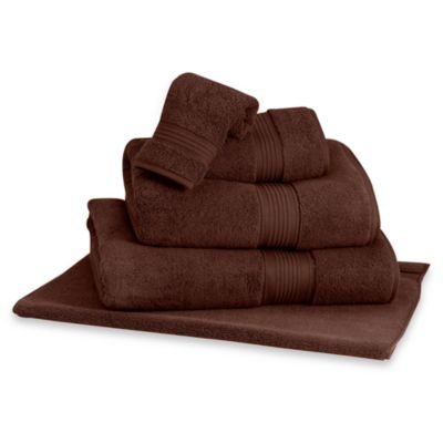 Elizabeth Arden The Spa Collection Washcloth in Chocolate