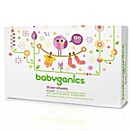 BabyGanics® Fragrance 120-Count Free Fabric Softener Sheets