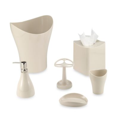 Umbra® Curvino Linen Lotion Dispenser