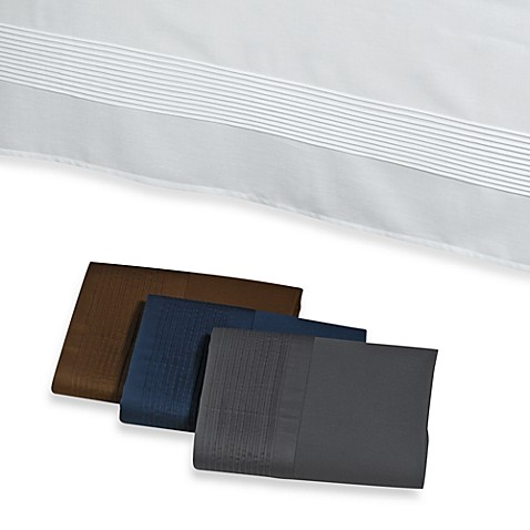 Ampersand™ Pintuck Bed Skirt - Twin