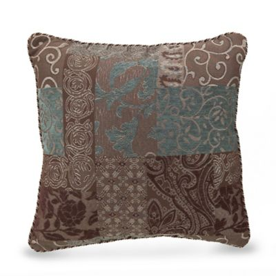 Croscill Galleria Square Toss Pillow