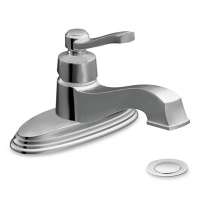 Moen® Rothbury™ One-Handle Faucet in Chrome
