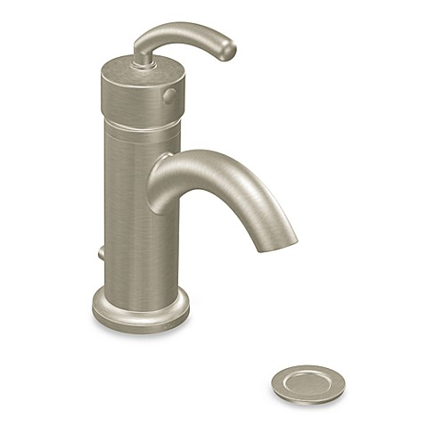 Moen® Icon™ One-Handle Faucet in Brushed Nickel