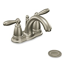 Moen® Brantford™ Two-Handle Centerset Faucet