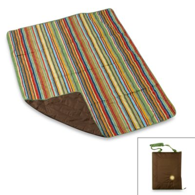 Indoor/Outdoor Travel Blanket Throw Blankets