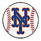 Mets 2-Foot 3-Inch Accent Rug