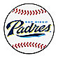 Padres 2-Foot 3-Inch Accent Rug