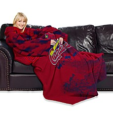 Cardinals Comfy Throw