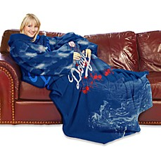 Dodgers Comfy Throw
