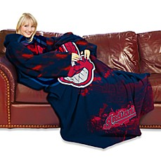 Indians Comfy Throw