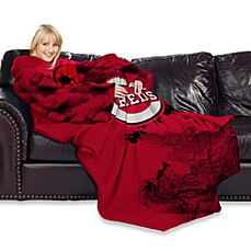 Reds Comfy Throw