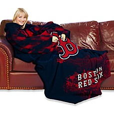 Red Sox Comfy Throw