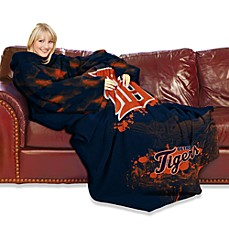 Tigers Comfy Throw