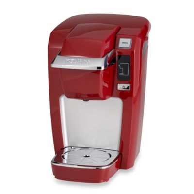 Keurig® K10 MINI Plus Brewing System in Red