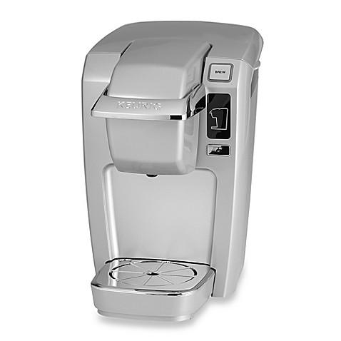Coffee makers gt keurig 174 k10 mini plus mini brewing system in platinum