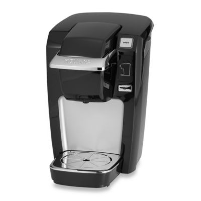 Keurig Mini Coffee Maker Bed Bath And Beyond : Keurig K10 MINI Plus Brewing System in Black - BedBathandBeyond.ca