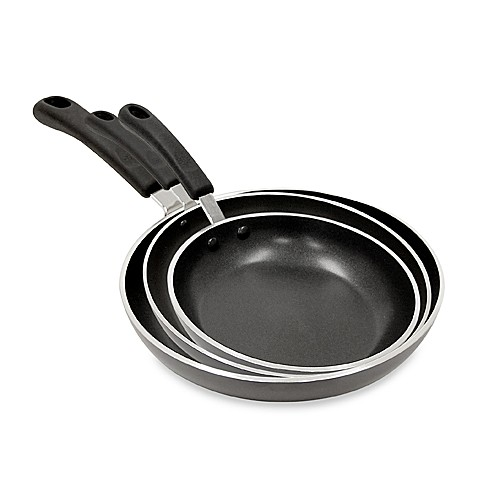 Ecolution™ Heavy Weight Black Fry Pan