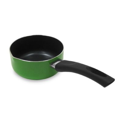 Ecolution™ Elements Green 1-Quart Saucepan