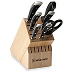 Wusthof® Classic Ikon 8-Piece Knife Block Set