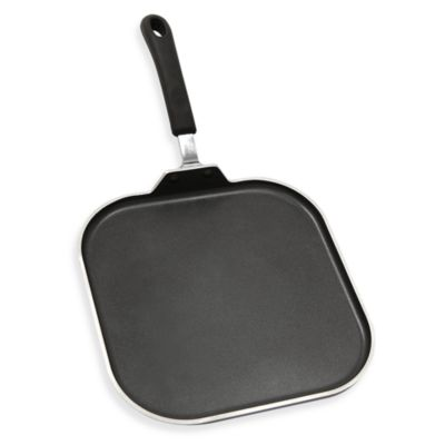 Ecolution™ Heavy Weight Black 11-Inch Square Griddle