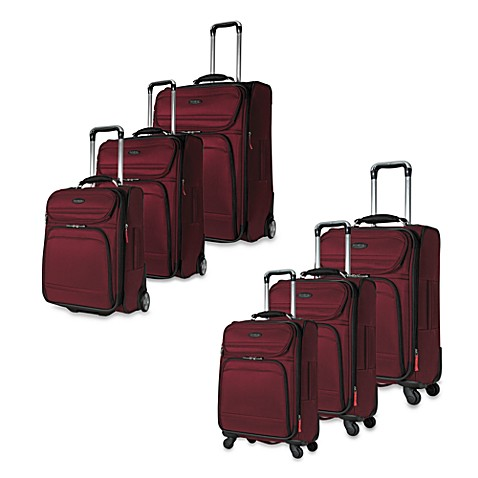 Samsonite® DkX Softside Luggage - Burgundy