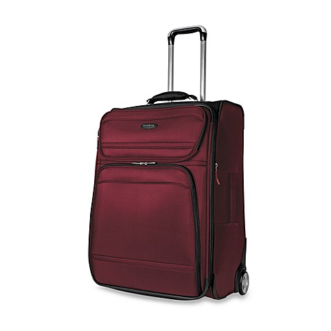Samsonite® DkX Softside 25-Inch Upright in Burgundy