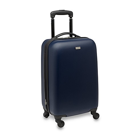 Hartmann Stratum 20-Inch Expandable Mobile Traveler Spinner in Ink