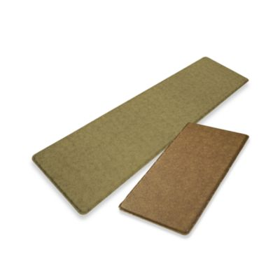GelPro® Flora Gel-Filled 20-Inch x 36-Inch Chef's Mat in Olive