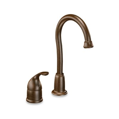 Moen® Camerist™ One-Handle Bar Faucet in Oil Rubbed Bronze