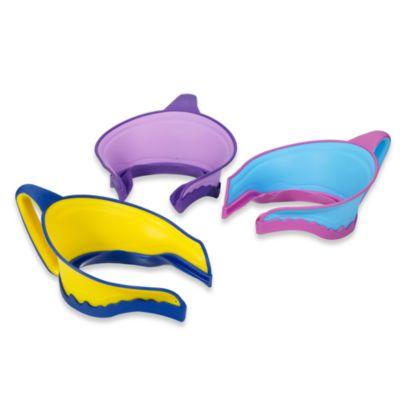 Blue Kids Bath Accessories