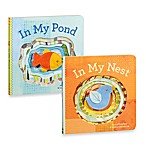 In My Nest/In My Pond Books