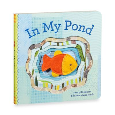 In My Pond Book
