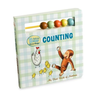 Curious Baby Curious George™ Counting Book by H.A. Rey